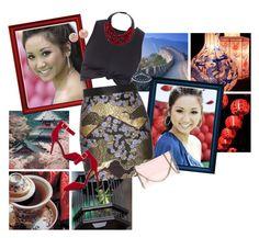Mulan by srta-sr on Polyvore featuring polyvore moda style Proenza Schouler STELLA McCARTNEY Fairchild Baldwin Honora WALL fashion clothing