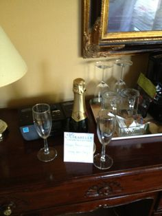 Most romantic inn in #Solvang! We'll have the #champagne ready. Just let us know!