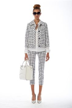 This seriously makes me think of Clueless...... Kate Spade New York Spring 2014 Ready-to-Wear Collection on Style.com