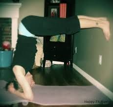 preparation for headstand in yoga - Google Search