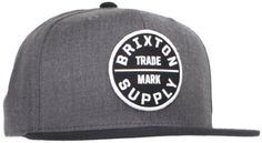 Brixton Men's Oath III Snap Back on shopstyle.com