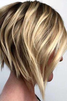18 Trending Balayage Hair Ideas to Try This Season ★ Balayage Hair Highlighting for Short Hair Picture 1 ★ See more: http://glaminati.com/balayage-hair-trends/ #balayage #balayagehair