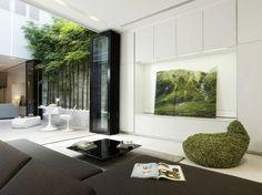 Moderne Terrassengestaltung – 100 Bilder und kreative Einfälle - moderne terrassengestaltung dekoideen sessel dekoideen sitzecke