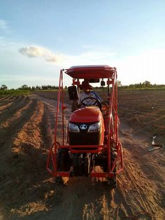 Traktoren sind in Thailand immer noch eine Ausnahme in der Landwirtschaft des Isaan
