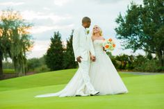 In Love - Golf Course Photo