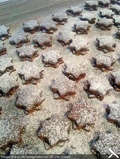 Nutella-Sterne - so gehts! #Weihnachten #Rezept #lecker