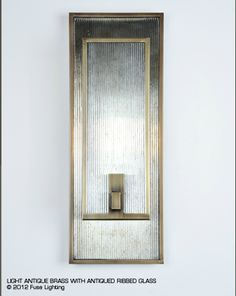 Fuse Lighting - Harrington Sconce www.fuselighting.com