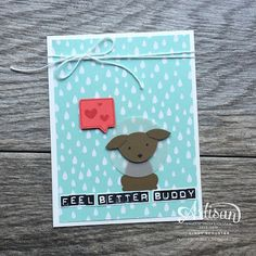 nutmeg creations: Get Well with the Creation Station Blog Hop