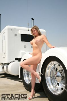 Naked big rig girls