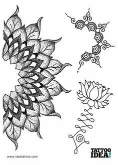 Trendy tattoo tree mandala inspiration 34 Ideas tattoo jewerly other accessories Mandala Tattoo Design, Dotwork Tattoo Mandala, Tree Tattoo Designs, Henna Designs, Geometric Mandala Tattoo, Trendy Tattoos, Tattoos For Guys, Cool Tattoos, Gorgeous Tattoos