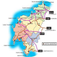 Costa da Morte. Galicia. Aunque en realidad sólo va desde el cabo de San Adriao a Fisterra. Corcubión y Carnota quedan fuera.