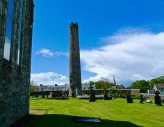 St Brigid's Day – Roaringwater Journal St Brigid, Saints, Tower, Day, Rook, Computer Case, Building