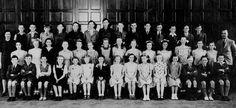 Beeston Fields. School Days. 1947.
