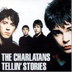 Charlatans, The Tellin' Stories Vinyl Double LP