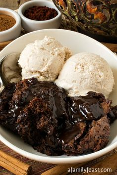 Mexican Hot Fudge Pu