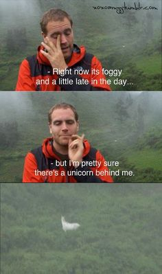 Destination Truth - Josh Gates - never a dull moment on his show, he is SO funny!