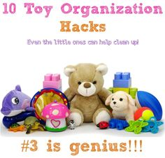 10 Tricks for Organizing a Toddler Room or Playroom - Beauty Through Imperfection