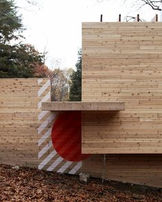 The Five Fields Play Structure by Matter Design Studio