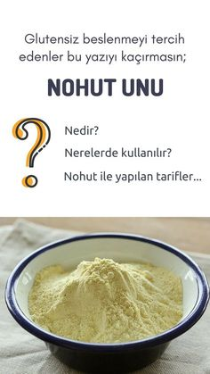 How to Make Chickpea Flour? Usage, Benefits, Calories and Nutritional Values - Delicious Recipes - How to make chickpea flour at home without gluten? What to do with chickpea flour, how to use it? Raw Food Recipes, Gluten Free Recipes, Great Recipes, Healthy Recipes, Delicious Recipes, Greek Cooking, Cooking Time, Dinner No Carbs, Wie Macht Man