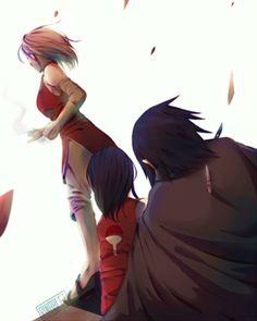 Sakura y familia