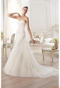Wedding Dresses Pronovias Orel 2014