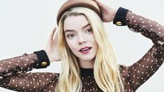 Celebrities - Anya Taylor-Joy Photos collection You can visit our site to see other photos.