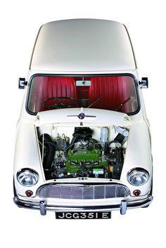 Morris Mini-Minor, 1959
