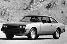 Toyota Celica-2 of these same models back to back