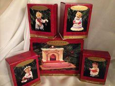 Vintage Hallmark Bearingers Bears Christmas by WhisperThePast