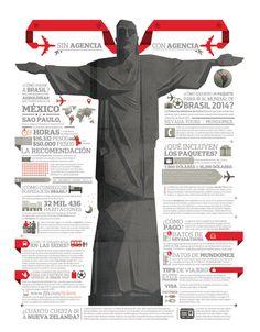 Gráficos / Editorial No2 by ignacio z. huizar, via Behance