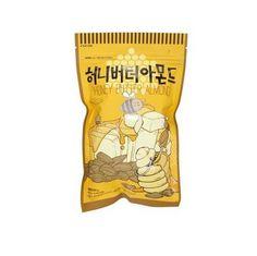 Honey Butter Armond 250g x 1  Korea Snack Munchies Appetizer Bar Side Dish  #EMART