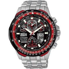 Citizen JY0110-55E Red Arrows Skyhawk AT Titanium Watch