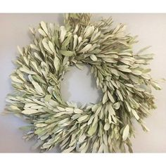 @curiouscountry posted to Instagram: Stunning year-round, this Integrifolia Wreath will add classic beauty to any room. You can add dried flowers or seasonal items to this wreath, or simply display it as is. You are sure to love the color, texture, and charm of this beautiful wreath. We'd love to see pictures of how you display it in your home- tag @curiouscountrycreations when you post! #wreaths #wreath #livingroomdecor #livingroominspo #modernfarmhouse #homedecoration #farmhousestyle #farmh
