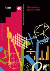 Matemáticas belleza y arte. Revista didáctica de las Matemáticas. L/Bc 51:7 MAT