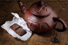 Bienfaits du thé pu-erh (© kozaksalo - Fotolia) - http://www.bienfaits-du-the.fr/the-pu-erh-tuocha-bienfaits/