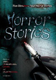 Korean omnibus movie HORROR STORIES
