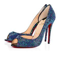 Wedding Shoes Demi You Strass - Christian Louboutin