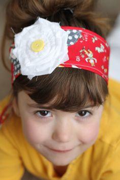 See Spot Run Headband by letterbdesigns on Etsy