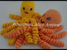 Polvo de Crochê para bebê prematuro com fio 100% algodão Simone Eleotério - YouTube