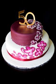 Unique Elegant Birthday Cakes