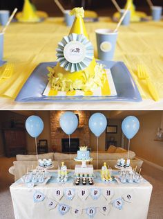 Royally Sweet Little Prince Birthday Party // Hostess with the Mostess® Prince Birthday Theme, Birthday Bash, First Birthday Parties, First Birthdays, Birthday Ideas, Princesse Party, Little Prince Party, Birthday Party Desserts, Royal Party