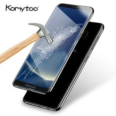 Full Coverage Tempered Glass Use: Mobile Phone With Retail Package: No Features: Easy to Install,Scratch Proof,Ultra-thin Compatible Samsung Model: Galaxy S8 Plus,Galaxy S8,Galaxy S6 edge,Galaxy Note 8,Galaxy S7 edge Compatible Phone Brand: Samsung Package: Yes Type: Front Film Edge-to-edge Coverage: Yes Brand Name: Komytoo