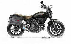 Ducati Scrambler by STupac85 - Ducati Scrambler Forum