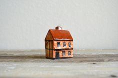 vintage Mudlen End Studio pottery miniature by aneedleinthehay