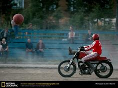 Steve Raymer 2006(neryungri motoball)