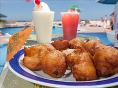 Dying to go back to Bahamas Conch Recipes, Bahamian Food, Conch Fritters, Everything Is Awesome, Grocery Lists, Pretzel Bites, Food And Drink, Dishes, Cooking