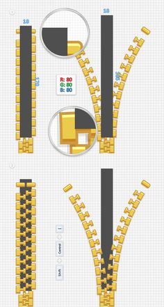 illustrator Tutorial: How to Create an Open and Closed Zipper in Adobe Illustrator - Tuts+ Design & Illustration Tutorial