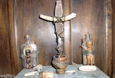 Hey, I found this really awesome Etsy listing at https://www.etsy.com/listing/119814296/authentic-vintage-haitian-voodoo-bizango