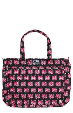 Ju-Ju-Be for Hello Kitty® 'Super Be' Diaper Bag