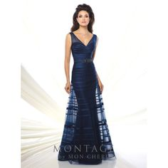 Montage by Mon Cheri Mother of the Bride Dress 116936